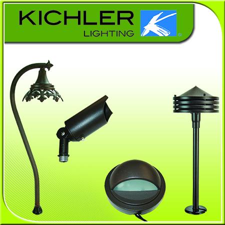 Lumières kichler