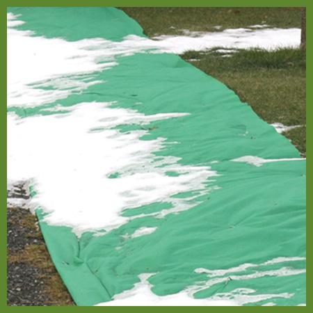 Protections pour pelouses