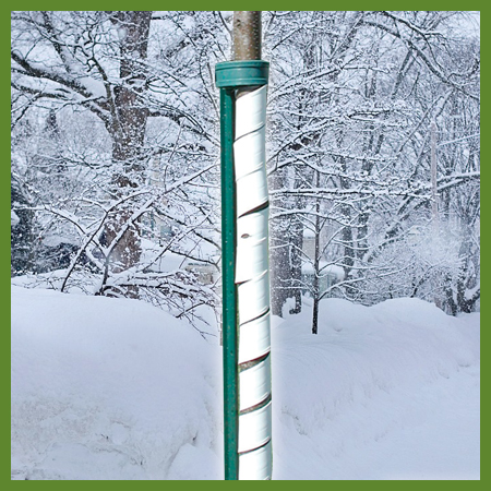 Protections pour arbres