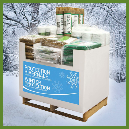 Kit de protection hivernale