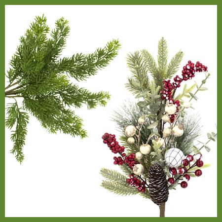 Branch & fir