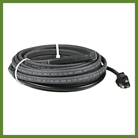 Cable autoregulant 120v