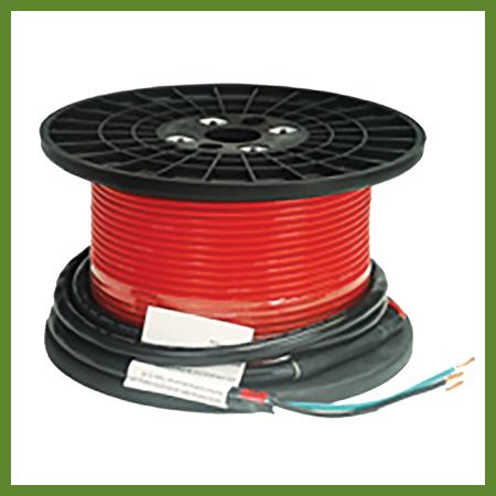Cable chauffant 15w bob. 600v