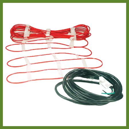 Cable chauffant matelas 600v