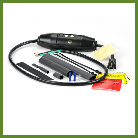 Controle cable autoregulant